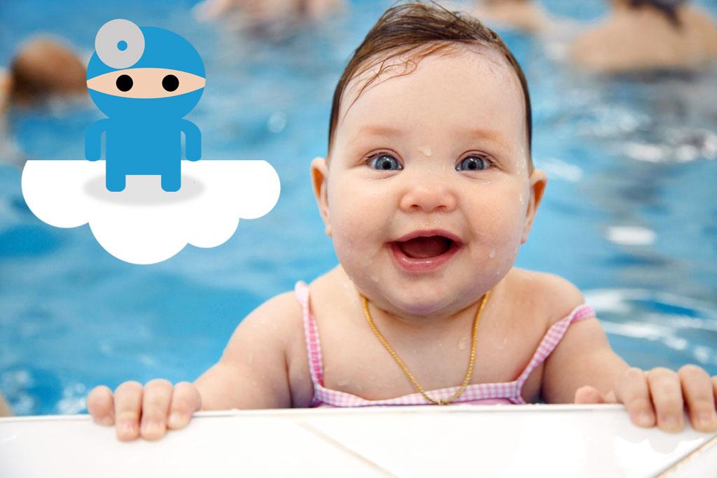 babauszas, babaúszás, babadoktor.hu, babadoktor, úszás, úszásoktatás, merülés